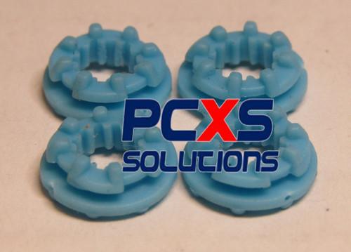 Hard drive screws shock bumpers (qty 4) - 752334-001