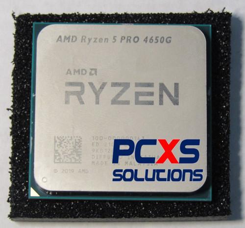 CPU AMD Ryzen5 4650G 6C 3.70G 65W - M27381-003