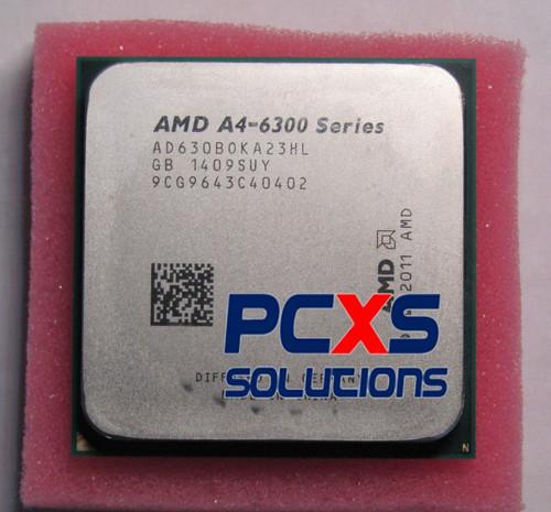 SPS-PROC Richland A4-6300B 3.7GHz 65W A1 - 741787-001