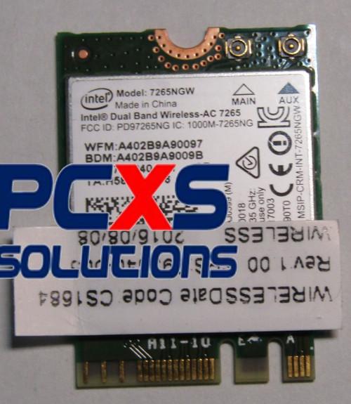 Wireless (WLAN) module (11AC 7265NV M.2 D0) - 793840-005