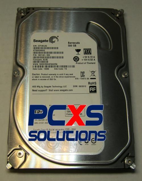 "Seagate Desktop HDD ST500DM002 500GB 16MB Cache SATA 6.0Gb/s 3.5"" Internal Hard Drive Bare Drive - 1BD142-500"