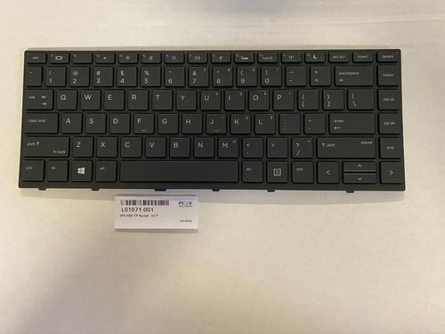 HP SPS-KBD CP Backlit US Probook 430 G5 / 440 G5 / 450 G5 - L01071-001