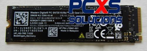 256 GB SSD - L70941-001