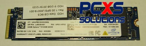 SPS-SSD 512GB PCIE NVME SDD 32GB 3D X  X360 1040 g6 - L63019-001