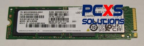 Solid-state drive 256GB M2 2280 PCIe 3x4 - L85350-001