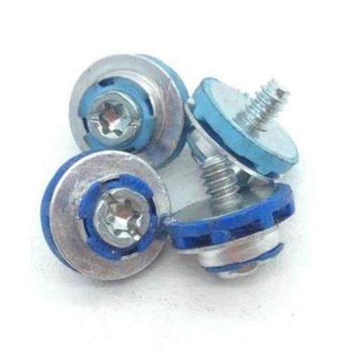 HP Hard drive isolation grommets (Light Blue color) (SET OF 4) - 837369-001