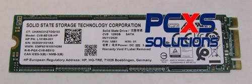 SSD SOLID STATE DRIVE 128GB M.2 2280 SATA-3 TLC - 938564-853