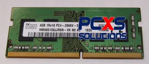 SODIMM 4GB 2400MHz 1.2v D - 862397-859