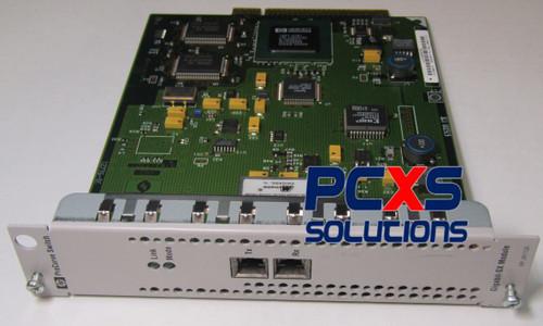 HP ProCurve Switch Gigabit-SX Expansion Module for ProCurve Switch 1600M, 8000M, 4000M Series Mf... - J4113A