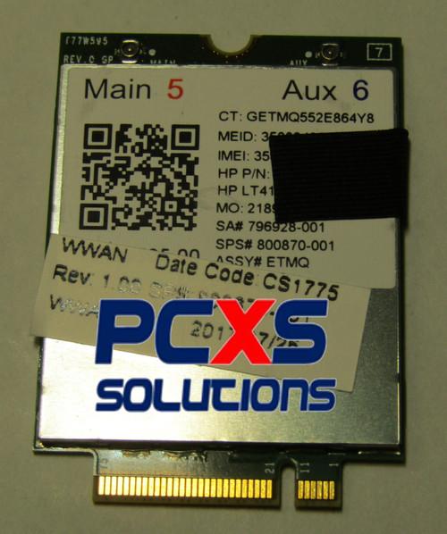 lt4120 LTE/EVDO/HSPA+ SnapdragonT X5 LTE mobile broadband module.. - 800870-001