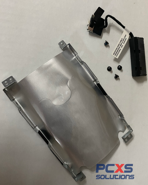 Hard drive hardware kit - Includes hard drive bracket, hard drive connector cable, and screws.. - 686261-001