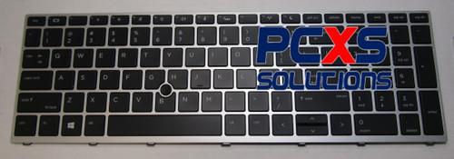 SPS-KBD CP+PS BL SR 15 - US Probook 650 G4.. - L09595-001