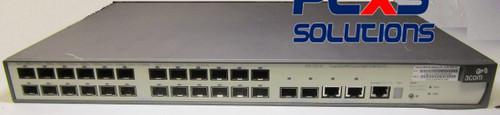 HP E5500-24-SFP Switch - 3CR17181-91