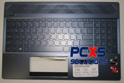 TOP COVER CBL WITH KEYBOARD CBL US - L49392-001