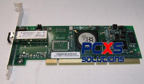 QLogic QLA2350-CK 2Gb PCI-X 133MHz HBA - - QLA2350-CK
