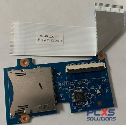 Media Card reader assembly.. - 693353-001