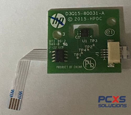 SERV ASSY - Temp / Humidity Sensor PCA - D3Q24-67005