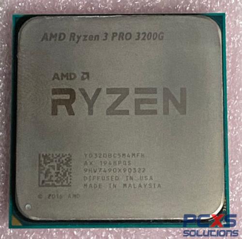 AMD CPU 4/4 65W 6MB CACHE 4000MHZ RYZEN 3 PR0 RADEON V8 - YD320BC5M4MFH