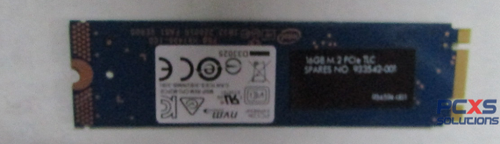 HP 16GB M.2 PCIE TLC INTEL OPTANE - 933542-001