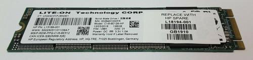 HP CV8-8E128-HP 128GB M2 SSD L18194-001 - L15189-001
