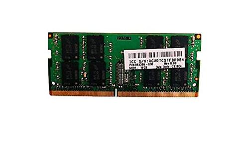 HP 16GB, 2400MHz, PC4-17000, 1.2v DDR4 SODIM - 865396-850