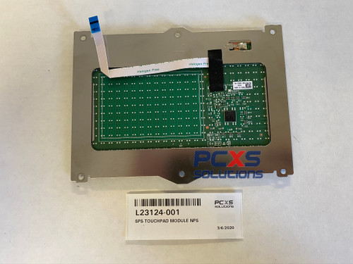 HP SPS-TOUCHPAD MODULE NPS 15 PROBOOK 650 g4 - L23124-001