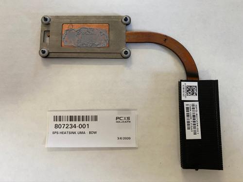 HPSPS-HEATSINK UMA - BDW  - 807234-001