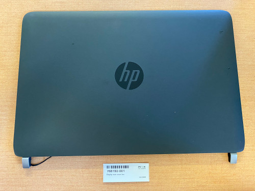 HP Display rear cover (includes wireless antennas) PROBOOK 430 G2 - 768192-001
