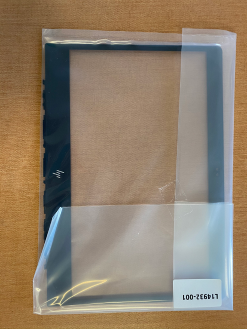 HP BEZEL For use in models with an IR camera (includes camera shutt  - L14932-001