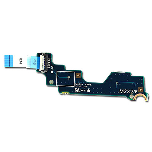 HP Power button board - For use in EliteBook 840 and HP ZBook 14 models - 730959-001