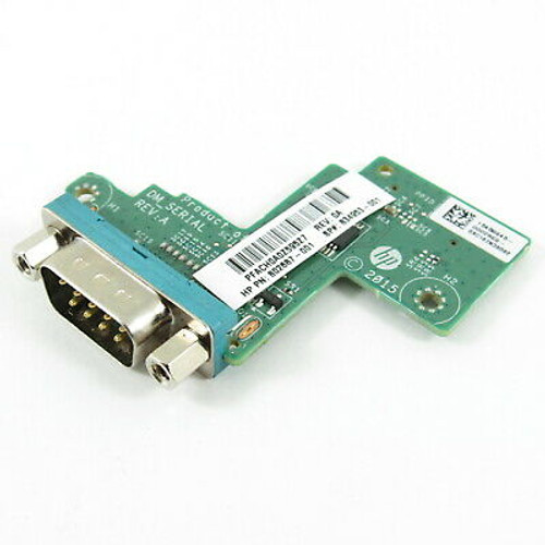 HP SPS-PCA STAG-S RS232 Option Board DM15 - 834953-001