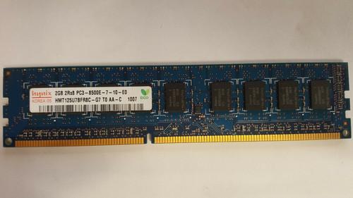 HYNIX 2GB SERVER DIMM DDR3 PC8500(1066) UNBUF ECC 1.5v 2RX8 240P 256MX72 128mX8... - HMT125U7BFR8C-G7
