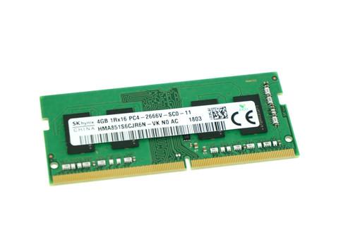 Hynix 4gb Pc4-21300 Ddr4-2666mhz So-Dimm Memory - HMA851S6CJR6N-VK