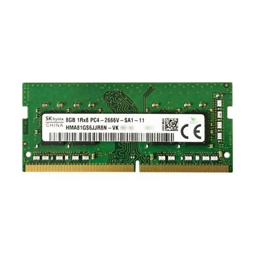 Hynix 8GB PC4-21300 DDR4-2666MHz 260-Pin SODIMM - HMA81GS6JJR8N-VK