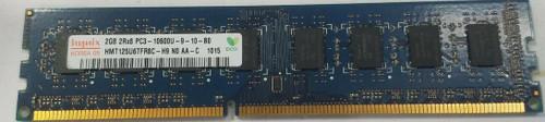 Hynix 2 GB DDR3 1333 MHz PC3 10600 240 Pin DESKTOP RAM Memory  - HMT125U6TFR8C-H9