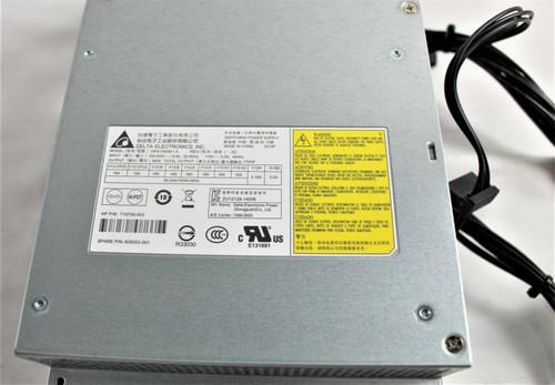 HP SPS-Power Supply Z440 700W 90 - 809053-001