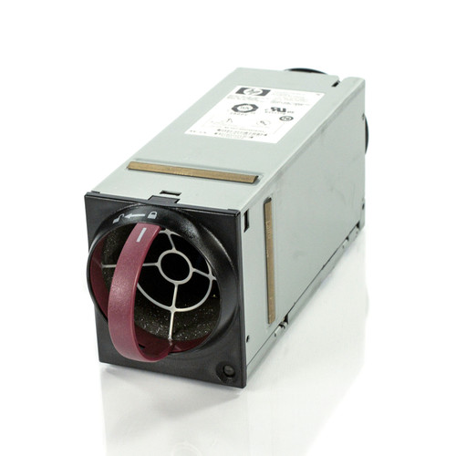 HP Active cool fan 200 module assembly - Includes the fan housing assembly with high flow fan tube, fan motor with impeller, and light pipe assembly - 413996-001