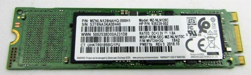 HP 128GB M.2 2280 SATA PM871b SS TLC - 936239-002