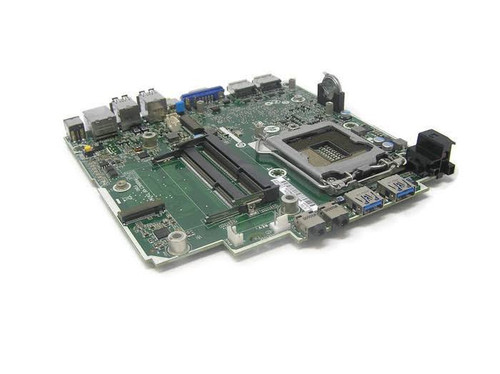 HP System board (motherboard) - With Intel Q85 Express chipset, integrated Intel HD graphics, and integrated Intel I217LM Gigabit network connection - For Windows 8 Professional operating system / prodesk 600 G1 DM - 746722-601
