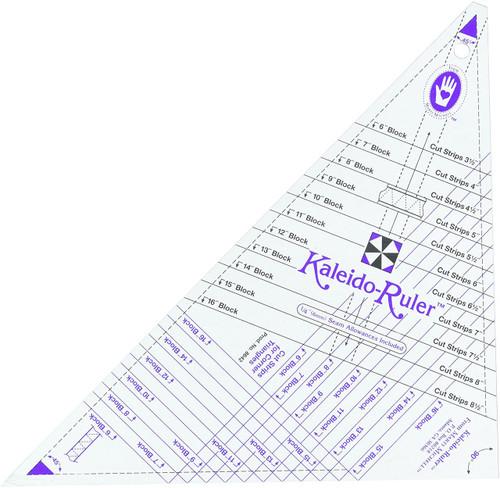 Kaleidoscope-Ruler-6 To 16 Blocks large