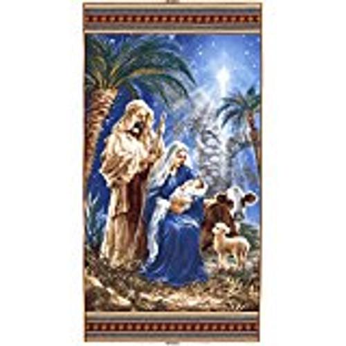 Nativity Pane