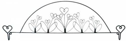 Ackeld flower garden