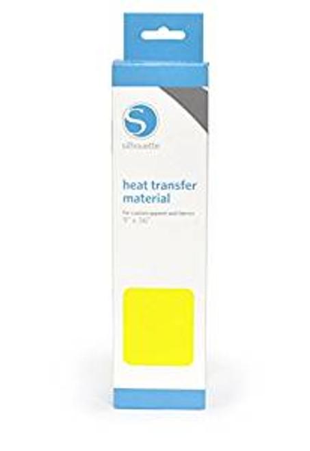 Heat Transfer Lemon Yellow