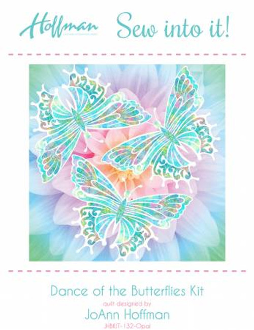 Sew into Butterfly Kit Opal