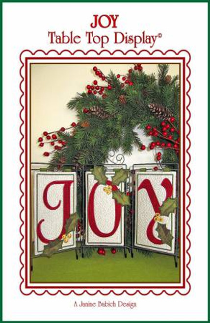 Joy Table Topper