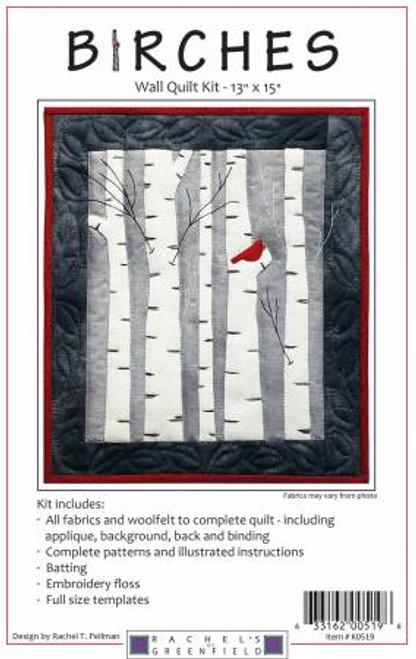 Birches wall kit