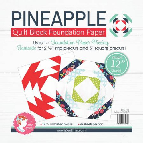 Pineapple Foundation Paper 12 in