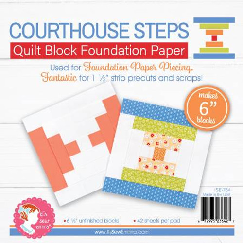 Courthouse Steps 6 inch