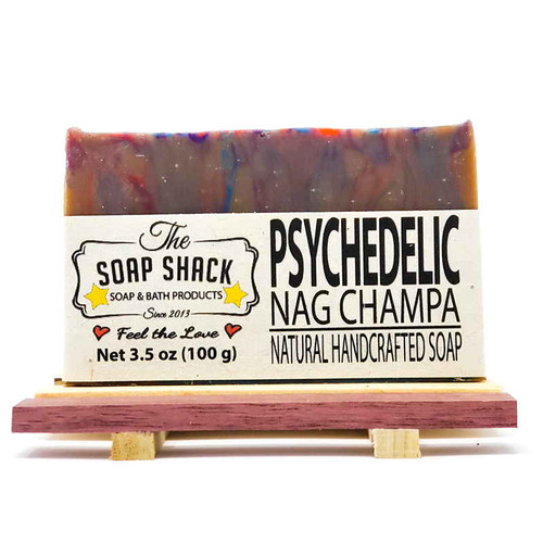 Handmade Soap Nag Champa Soap bar