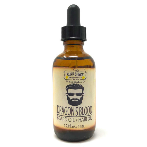 Dragons Blood Beard oil 1.73 fl. oz